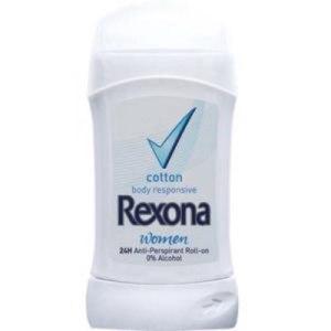 Дезодорант-антиперспирант  Rexona cotton фото