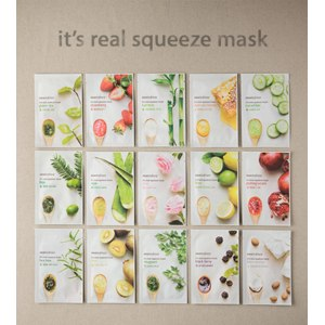 Маска для лица Innisfree It's real squeeze mask фото