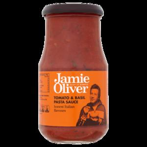 Соус Jamie Oliver Томат и базилик для пасты фото