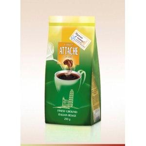Кофе Attache in cup итальянской обжарки для заваривания прямо в чашку. фото