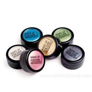Рассыпчатые тени Make up for ever Star powder фото