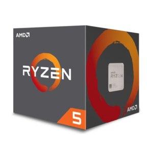 Процессор AMD Ryzen 5 2600 BOX фото