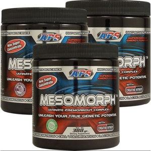 Спортивное питание APS Nutrition Предтренировочный комплекс MESOMORPH фото