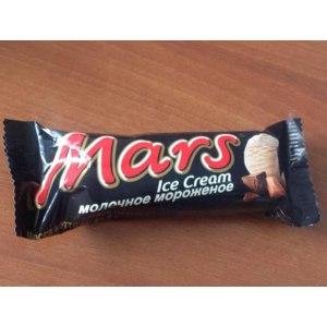 Мороженое Mars Марс фото