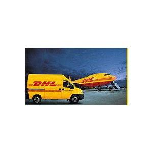 Международная доставка грузов и почты DHL фото