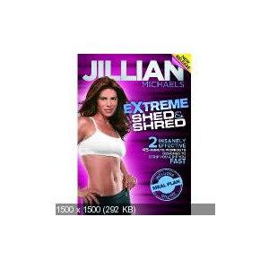 Jillian Michaels - Extreme Shed & Shred фото