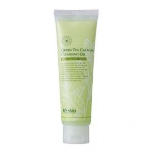 Очищающий гель It's skin с зеленым чаем Green Tea Calming Cleansing Gel фото