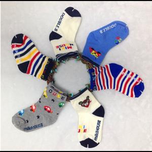 Носки AliExpress Boy Girl Cute Lovely Soft Cartoon Mix Design Socks Baby Kid Slip-resistant Cotton Socks Children Infant Toddler Accessories фото
