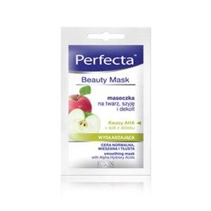 Разглаживающая маска для лица, шеи и области декольте Perfecta DAX COSMETICS Perfecta Beauty Mask фото