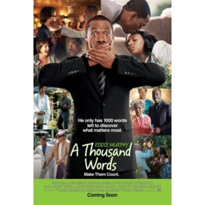 Тысяча слов/ A Thousand Words (2012, фильм) фото