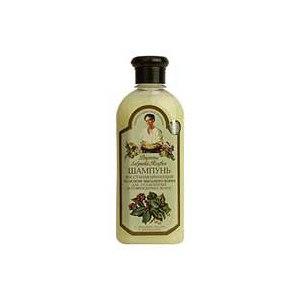 Шампунь Рецепты бабушки Агафьи На основе мыльного корня, для ослабленных и поврежденных волос с липовым медом и женьшенем фото