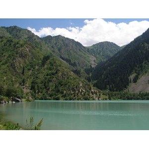Озеро Иссык, Алматы фото