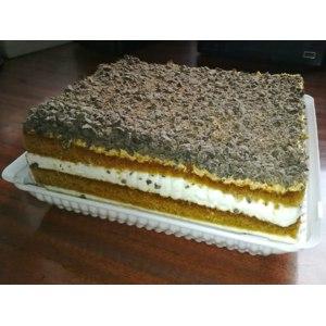 Торт Лента Медовый Графские развалины фото