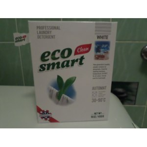 Стиральный порошок  ECO smart clean Для белого белья фото
