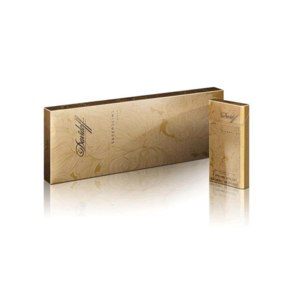 Сигареты Davidoff Gold Superslims фото