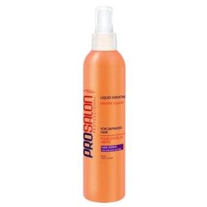 Спрей для волос  Chantal Prosalon professional жидкий кератин без смывания для поврежденных  фото