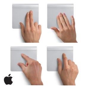 Графический планшет Apple Magic Trackpad - Трекпад Multi-Touch для Компьютеров фото