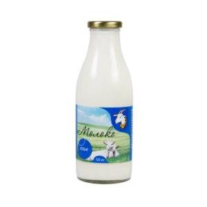 """Молоко ООО """"Виренея"""" козье цельное питьевое пастеризованное, массовая доля жира от 2,8 до 5,5% фото"""