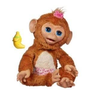 Hasbro Смешливая обезьянка FurReal Friends 66160 фото