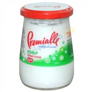 Кефир MilkLife Premialle термостатный 3,2% фото