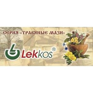 Крем-бальзам Lekkos для губ с экстрактом калгана фото