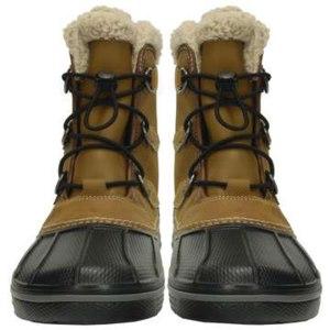 Зимние ботинки CROCS Allcast ll boot фото