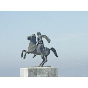 Греция. Халкидики. г.Ханиоти фото