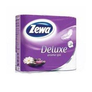 Туалетная бумага Zewa Deluxe Aroma Spa фото