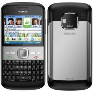 Nokia E5 фото