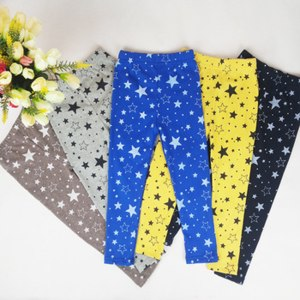 Леггинсы AliExpress Toddler Baby Girl Wool Warm Leggings Trousers Star Pattern Pant 2-7Y Free Shipping фото