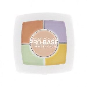 Консилер MUA MUA (Makeup Academy) Pro-Base Prime & Conceal Palette фото