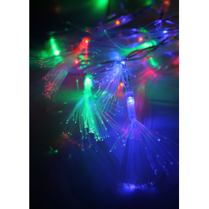 Космос Экономик новогодняя гирлянда KOC GIR40LED RGB фото