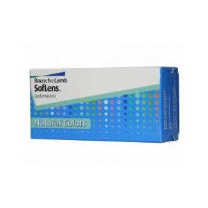 Цветные контактные линзы Bausch&Lomb SofLens Natural Colors фото