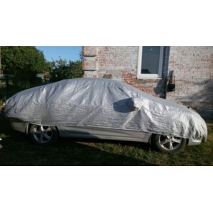 Тент для автомобиля Aliexpress Indoor Outdoor Full Car Cover Sun UV Snow Dust Resistant Protection Size S M L XL Car Covers Free shipping фото