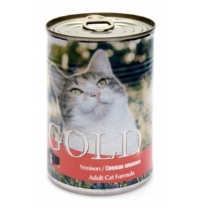 """Корм для кошек Nero Gold Консервы """"Свежая оленина"""" фото"""