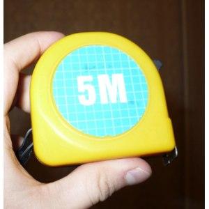 Рулетка Fix Price MASTER HAND 5М фото