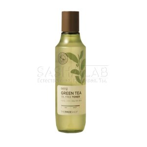 Тонер The Face Shop Green Tea фото