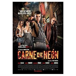 Неоновая плоть (Carne de neón)  (2010, фильм) фото