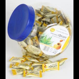 Таблетки от боли в горле Траволюкс Горсепт фото
