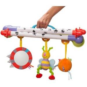 Taf Toys Переносной развивающий центр - турничок с игрушками фото