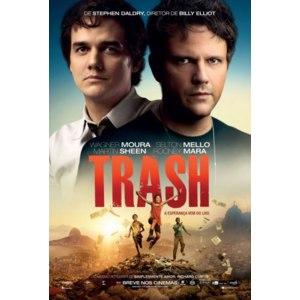 Свалка (Trash) (2014, фильм) фото