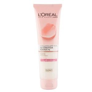 Очищающее средство для лица L'Oreal Paris Skin Expert Абсолютная нежность Роза+Жасмин фото