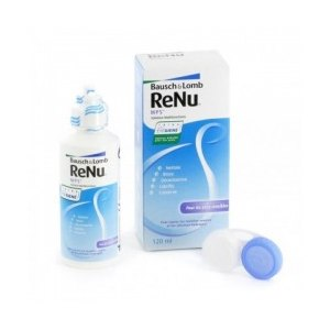Раствор для контактных линз ReNu MPS multi-purpose solution фото