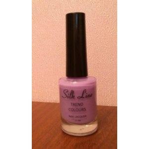 Лак для ногтей Silk line Trend colours фото