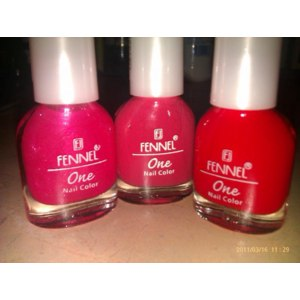 Лак для ногтей Fennel One фото