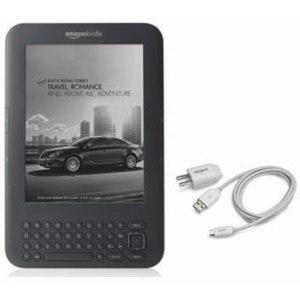 Электронная книга Amazon  Kindle Keyboard Graphite with Special Offers фото