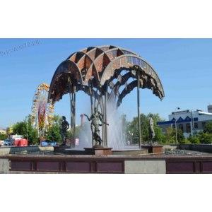 Городской парк культуры и отдыха (аттракционы на Цветном бульваре в Тюмени) , Тюмень фото
