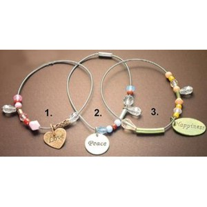 """Браслет Avon Amorette Bracelet """"Любовь"""", """"Гармония"""", """"Счастье""""  фото"""