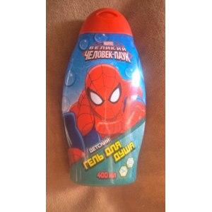 Гель для душа детский Компания Клевер Великий человек-паук фото