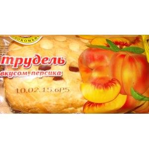 Выпечка Первый хлебокомбинат (Челябинск) Штрудель со вкусом персика фото